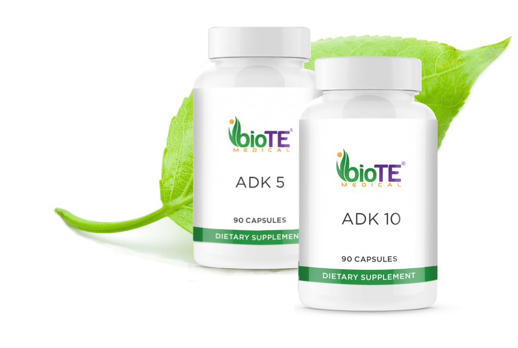 BioTE® ADK 5 & 10 Supplement | BioTE Medical Nutraceuticals