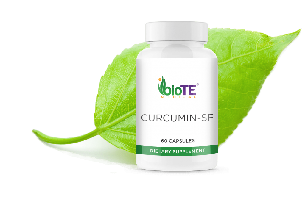 BioTE® CURCUMIN-SF | BioTE Medical Nutraceuticals