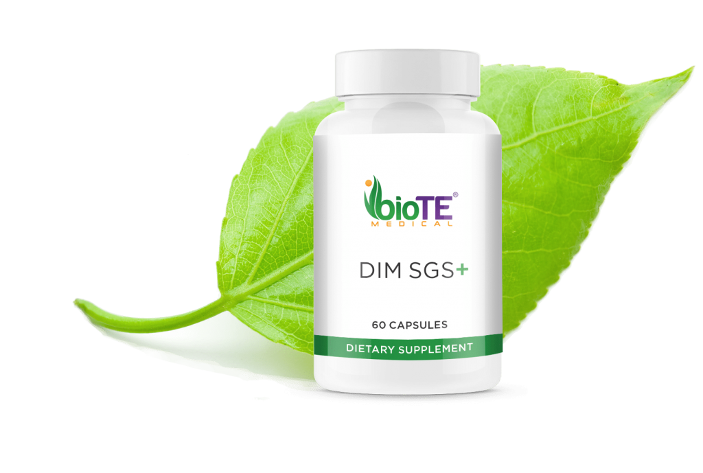 BioTE® DIM SGS+ Supplement | BioTE Medical Nutraceuticals