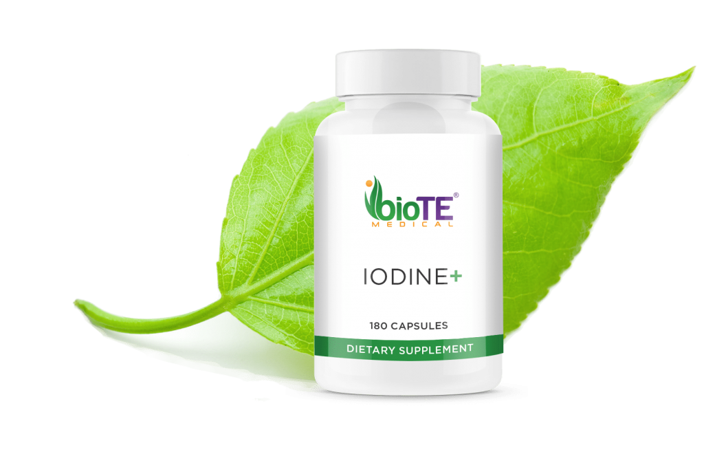 BioTE® IODINE+ Supplement | BioTE Medical Nutraceuticals
