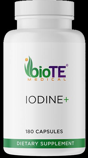 BioTE<sup>®</sup> IODINE+