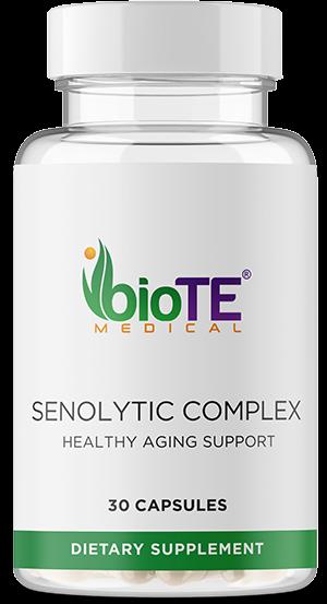 BioTE<sup>®</sup>SENOLYTIC COMPLEX